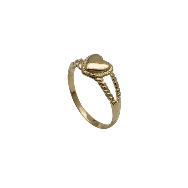 Heart Lady Ring (14K)
