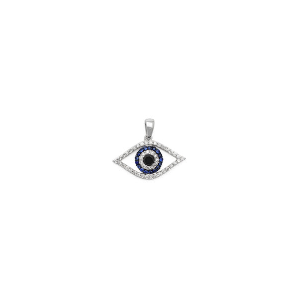 Pingente Diamond Eye Iced-Out Evil (14K) - Popular Jewelry - New York