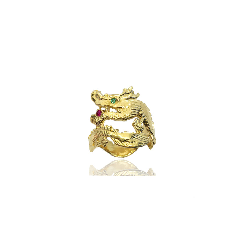 products/585_14_Karat_Yellow_Gold_Coiled_Dragon_Cubic_Zirconia_Ring_front_angle_view_web_product_Popular_Jewelry_New_York.JPG