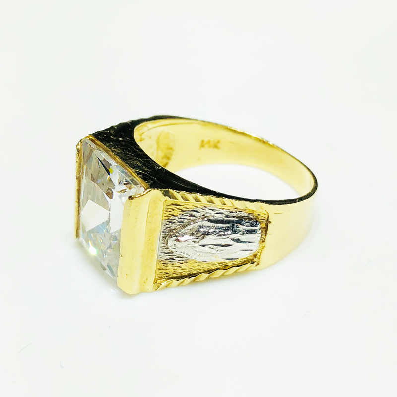 products/585_14_Karat_Yellow_Gold_Diamond_Cut_Guadalupe_Princess_Cut_Cubic_Zirconia_Ring_left_angle_view_web_product_Popular_Jewelry.png