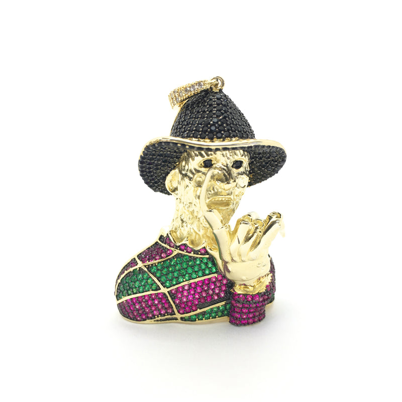 Obesek Freddy Krueger (14K) - stran - Popular Jewelry - New York
