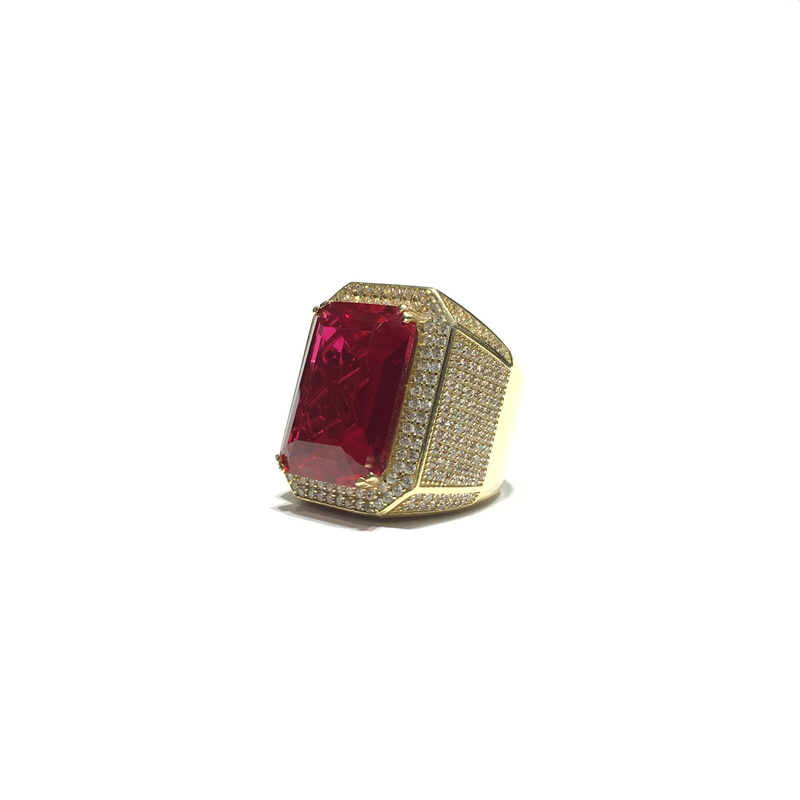 products/585_14_karat_Yellow_Gold_Men_s_Fashionable_Red_Emerald_Shaped_Stone_Cubic_Zirconia_Ring_side_angle_view_web_product_Popular_Jewelry_New_York.png