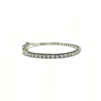 SI-1 Diamond Tennis Bracelet (14K) - Popular Jewelry