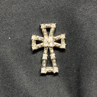 Diamond Xaç Pattée Kulon (14K)