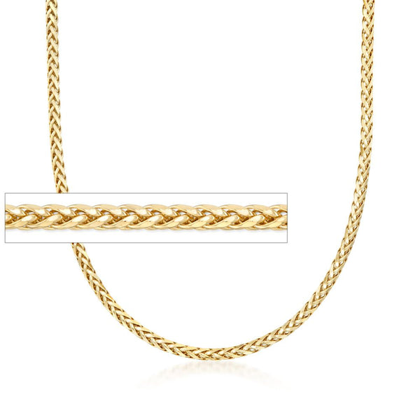 Wheat Chain (14K)