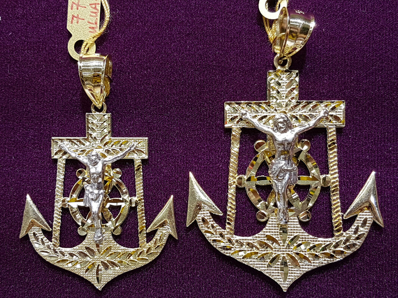 products/Anchor-Pendant-Jesus-White-Yellow-Two-Tone-Cut-10K-Gold-Multiple_2.jpg