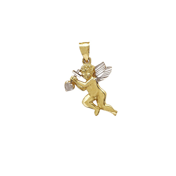 Baby Angel Cupid Pendant (14K) Popular Jewelry New York