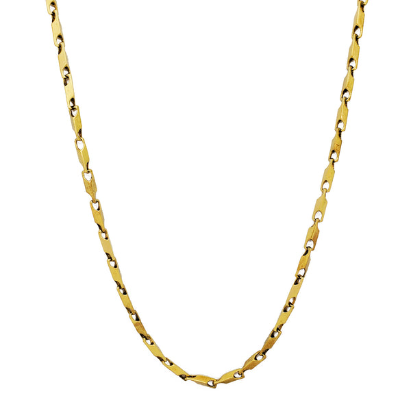 Bullet Chain (10 K) Popular Jewelry NY