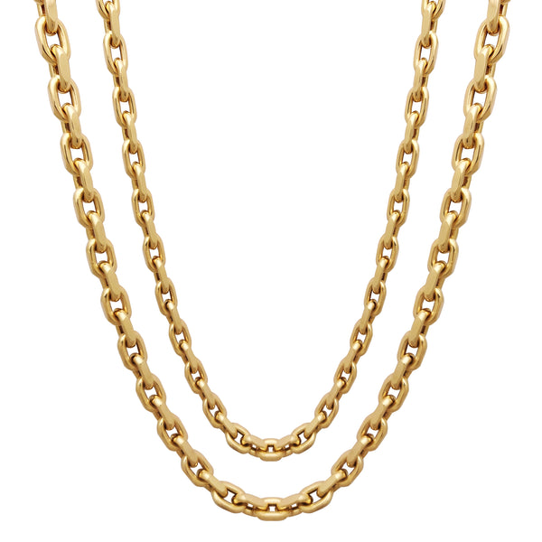 Cable/Rolo Chain (14K) Popular Jewelry New York