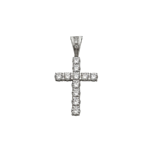 Cross Pendant (Silver)