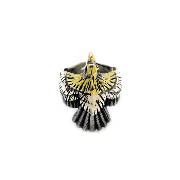 Eagle Ring (Silver) Popular Jewelry New York