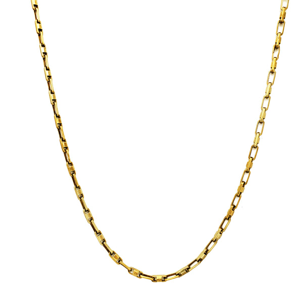 Sayniska Nooca Euro-Mariner Chain (10K) Popular Jewelry New York