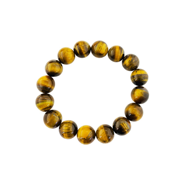 Tiger Eye Bracelet (Jade).