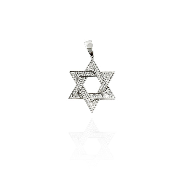 Wisiorek Star of David (srebrny)