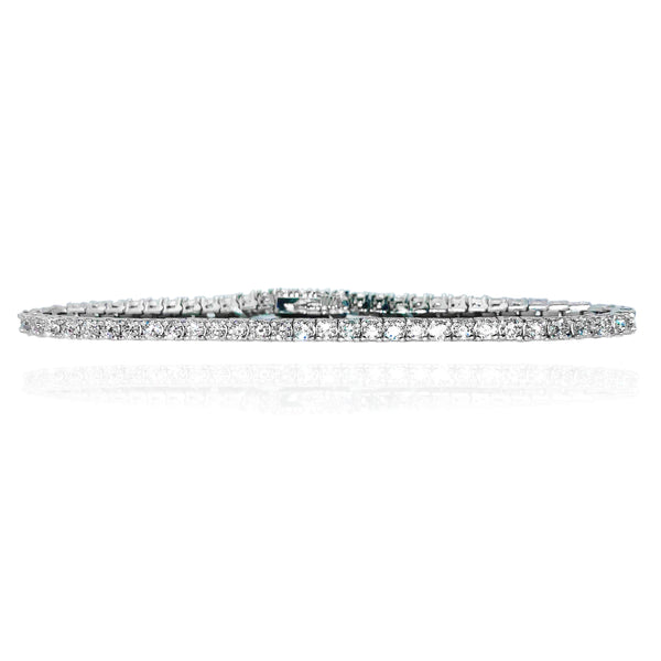 Diamond Tennis Bracelet (14K)