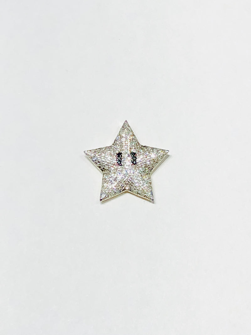Privesek Mario Star Diamond (10 K)