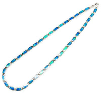 Blue Opal Chain (Kekua)
