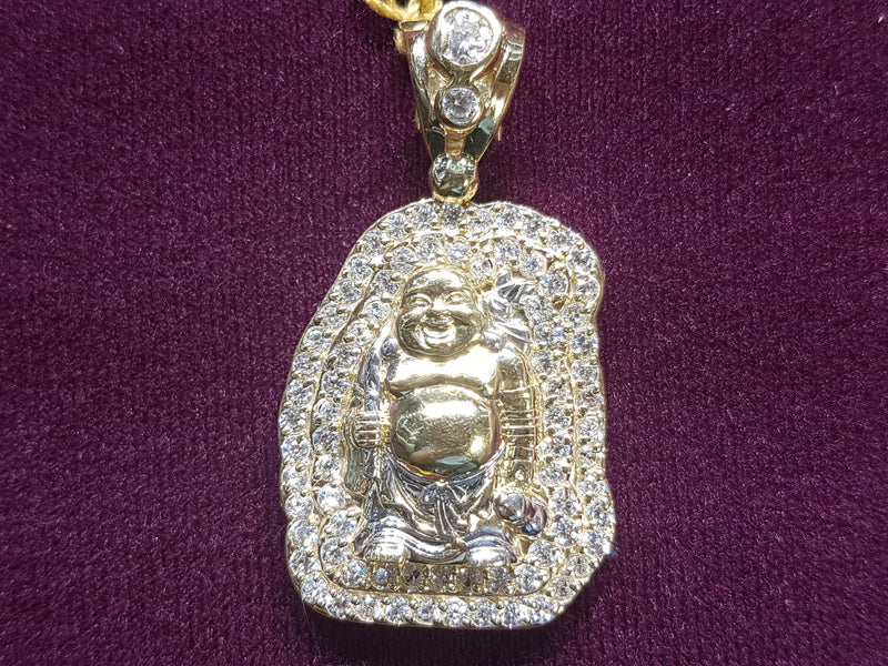 products/Laughing-Buddha-Pendant-CZ-cubic-zirconia-10-Karat-yellow-gold.jpg
