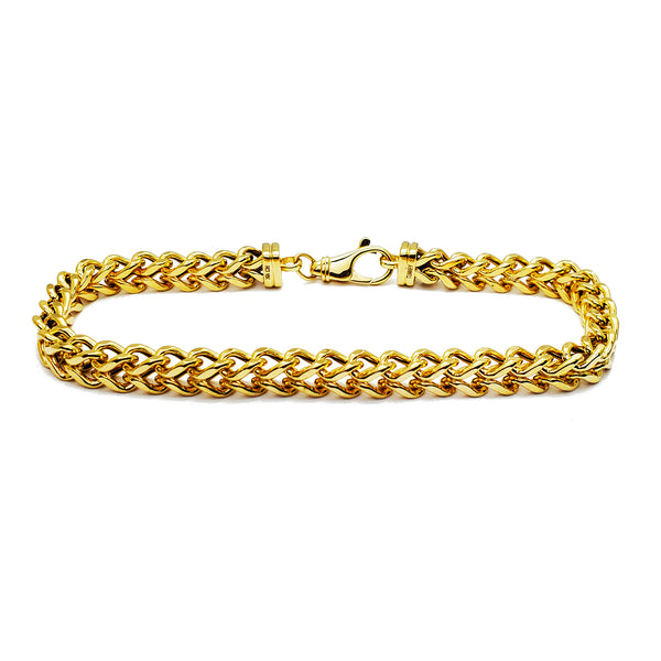 Lightweight Franco Bracelet (10K) Popular Jewelry New York