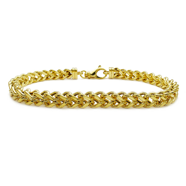 Lightweight Franco Bracelet (14K) Popular Jewelry New York