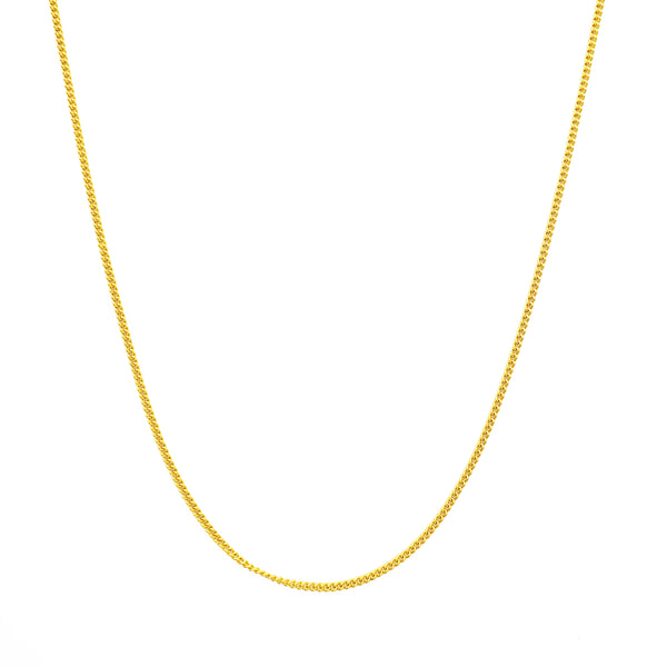 Miami Cuban Link Chain (24K)