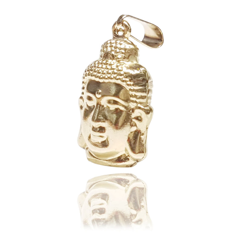 Custom Meditating Buddha Pendant - Lucky Diamond 恆福珠寶金行 New York City 169 Canal Street 10013 Jewelry store Playboi Charlie Chinatown @luckydiamondny 2124311180