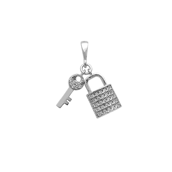 Key & Lock Pendant