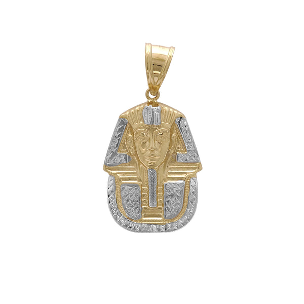 Pharaoh King Tut Pendant (14K) Popular Jewelry New York Tutankhamun