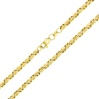Braslè Mariner gonfle (14K) Popular Jewelry New York