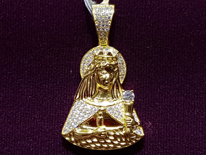 products/Saint-St-Barbara-Pendant-CZ-Cubic-Zirconium-Zirconia-Micropave-Yellow-Sterling-Silver.jpg