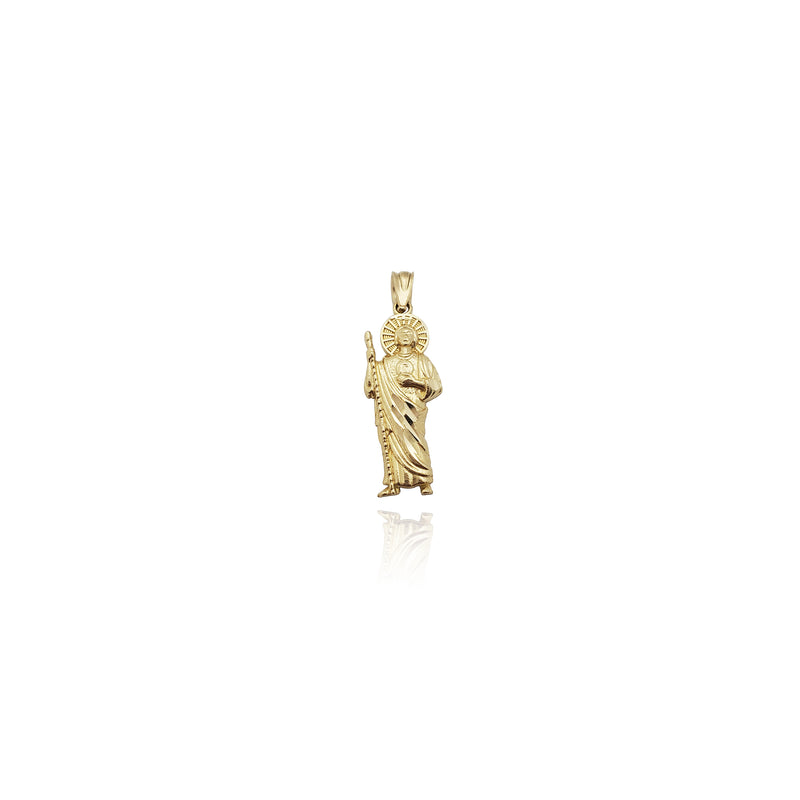 Saint Jude Pendant (14K) Popular Jewelry New York