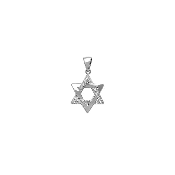 Star of David Pendant (Silver)