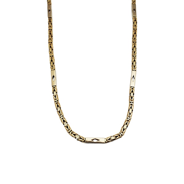 Super/Byzantine Chain (14K) New York Popular Jewlery