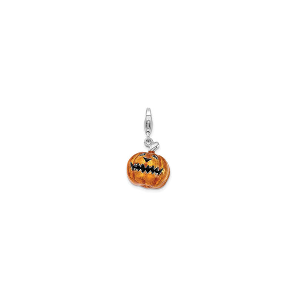 Jack-O'-Lantern Cham (Silver) devan - Popular Jewelry - New York