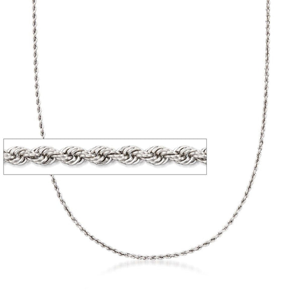 Lightweight Rope Chain (14K)