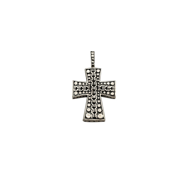 Ancient Cross Pendant (Silver)