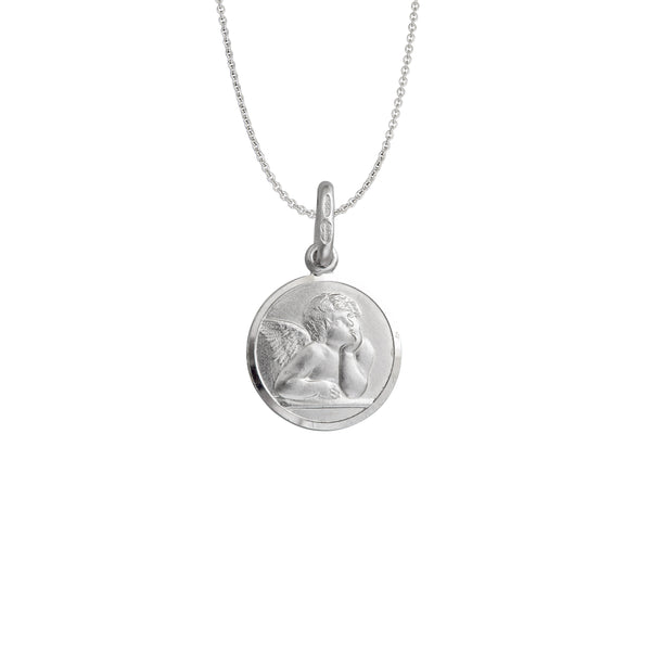Angel Necklace (Silver)
