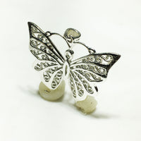 Butterfly hanger (sulver)