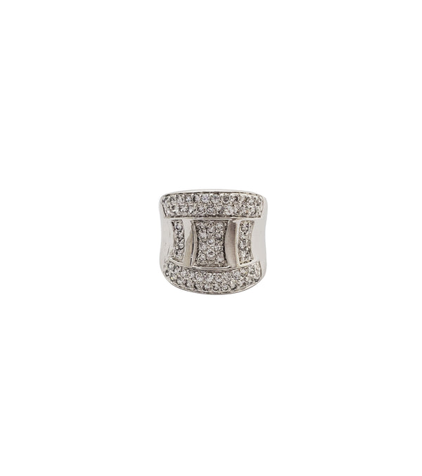 Cocktails Ring (Silver)