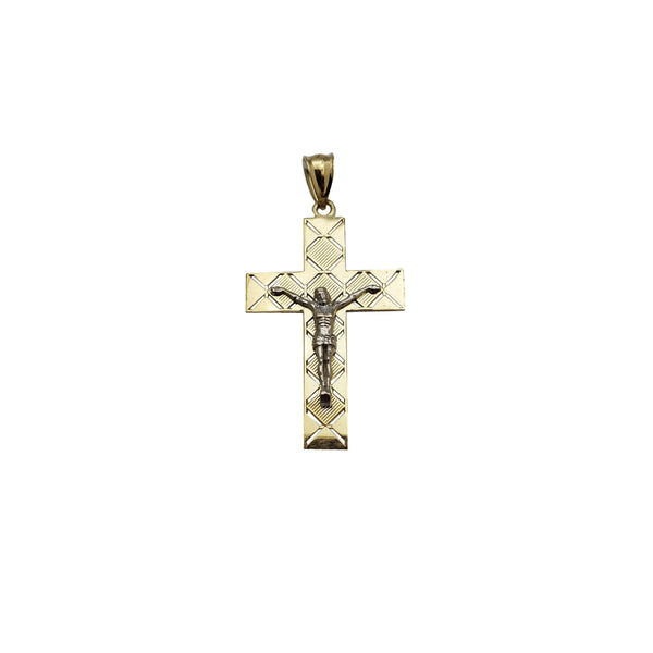Cross Pendant (14K)