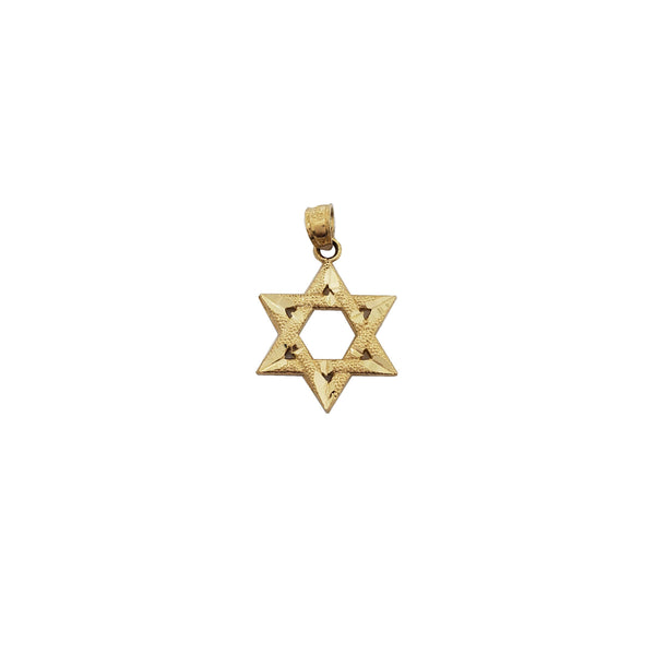 Star Of David Pendant (14K)