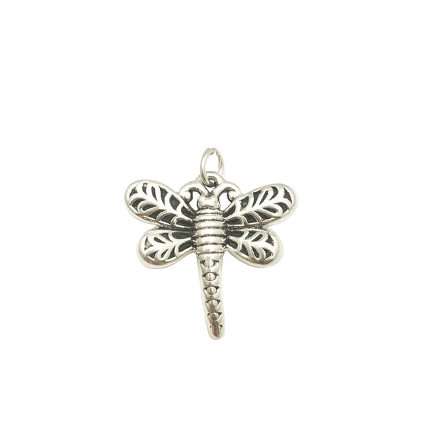 Dragonfly Pendant (Silver)