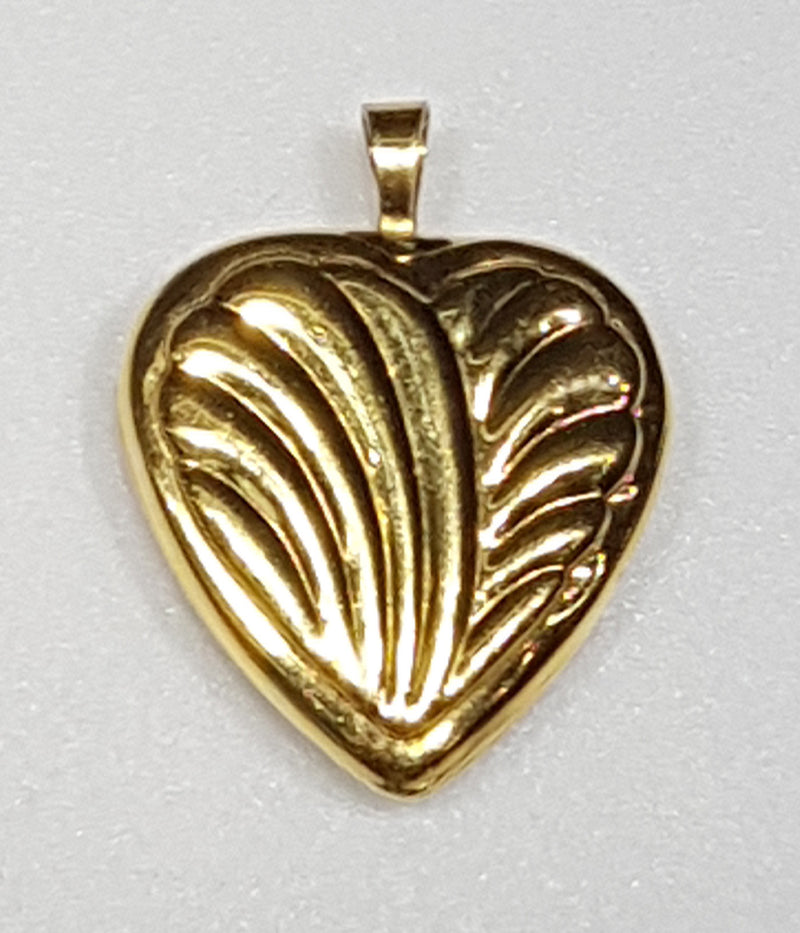 Heart Locket 14K