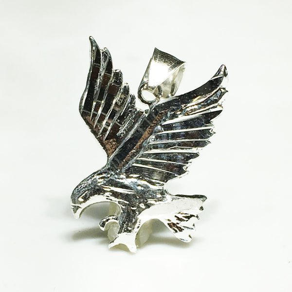 Miniature Bird of Prey Pendant (Sulver) - Popular Jewelry