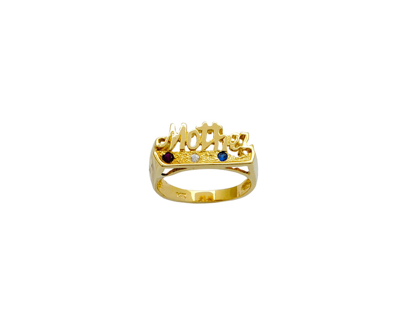 Mother Ring (14K)