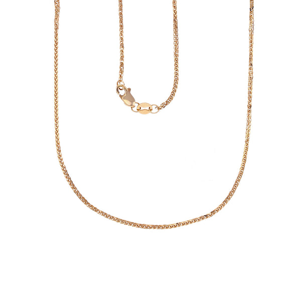 Rose Spiga Chain (14K)