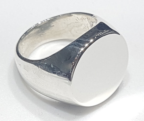 Signet Ring in Argint - Popular Jewelry