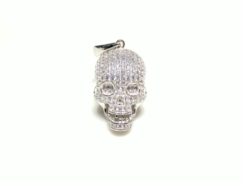 products/sterling_silver_925_skull_pendant_white_cubic_zirconia_micropave_iced_all_over_standing_front_face_view_web_products_Popular_Jewelry_New_York_City.jpg