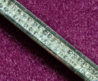 Princess Cut Diamond Tennis Bracelet 14K - Popular Jewelry
