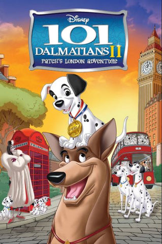 101 DALMATIANS 2 PATCH'S LONDON ADVENTURE DISNEY HD GOOGLE PLAY CODE